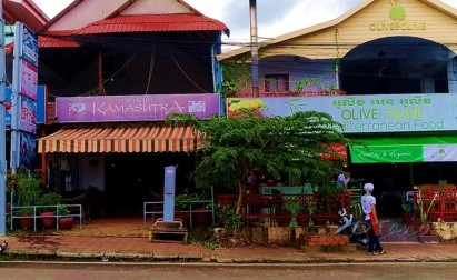 Cambodia, Sihanoukville Kamasutra