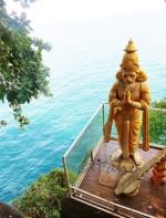 Trinco, Koneswaram Deity