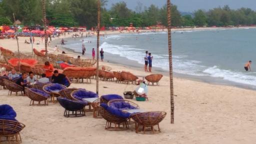 Cambodia, Sihanoukville Serendipity Beach