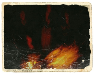 Camp-Fire Antiques Frame