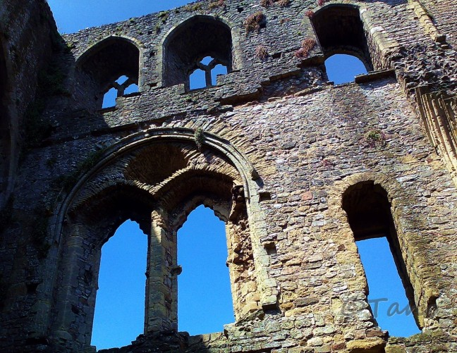England, Chepstow Castle