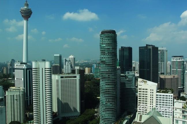 Kuala Lumpur, Day Cityscape