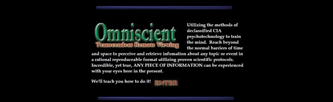 Omniscient Screenshot