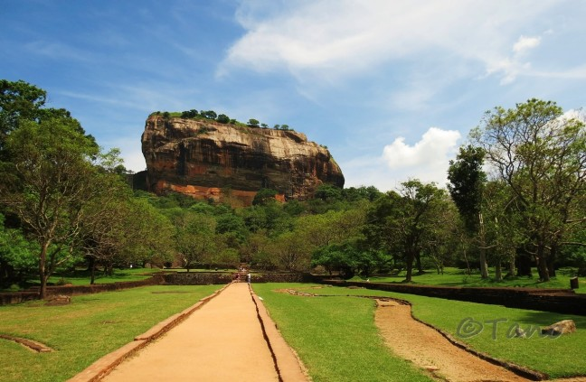 Sri Lanka, Sigiriya Lion's Rock
