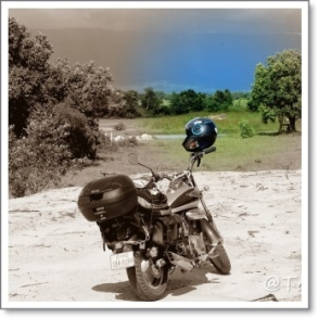 motorbile-mountain