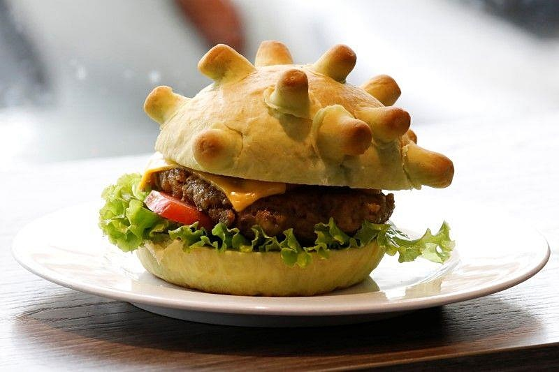 Corona_Burger